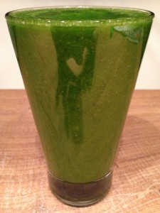 Groene smoothie LR