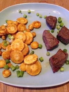 Pastinaak met biefstuk LR