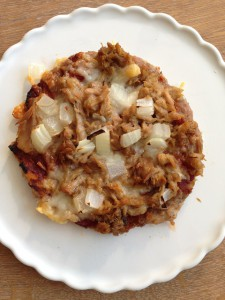 minipizza tonijn uien LR